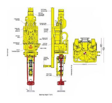 TDS-11 Diagrama